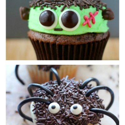 7 Super Easy Halloween Cupcakes You Need To Try