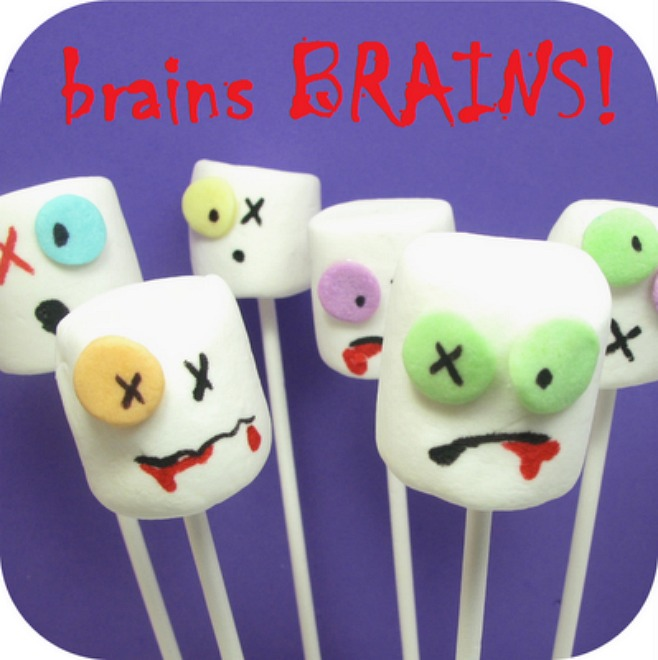 Zombie Marshmallows
