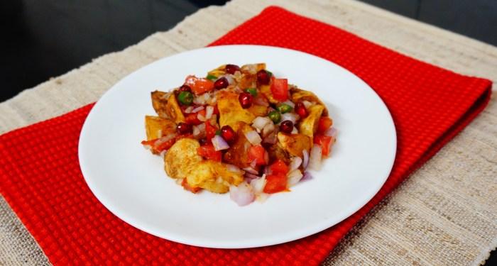 Recipe of Aloo Chaat