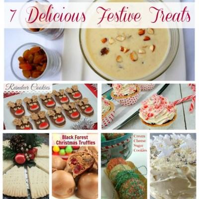 7 Delicious Festive Treats