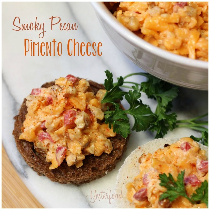 Smoky Pecan Pimento Cheese