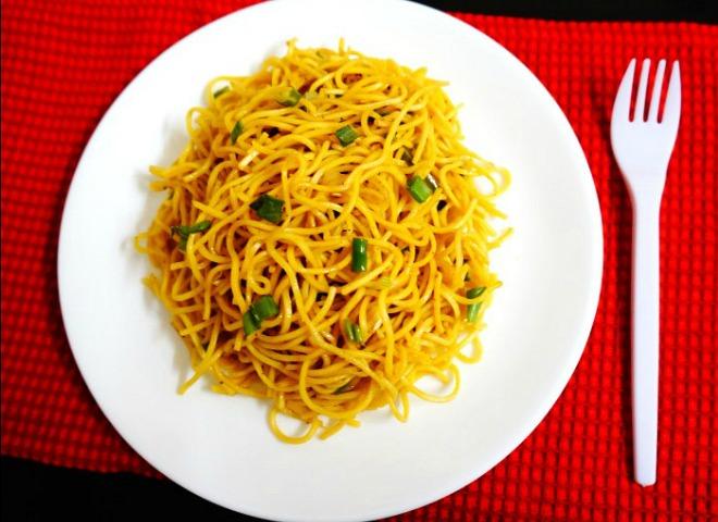 How To Make Masala Garlic Ramen Noodles