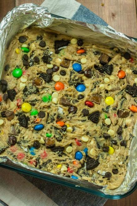 Cookie Chocolate Bar