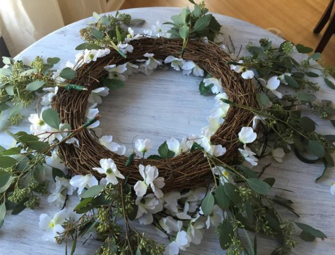St Patrick's Wreath
