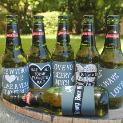 The Best Style Decorative Labels For Valentine's Day
