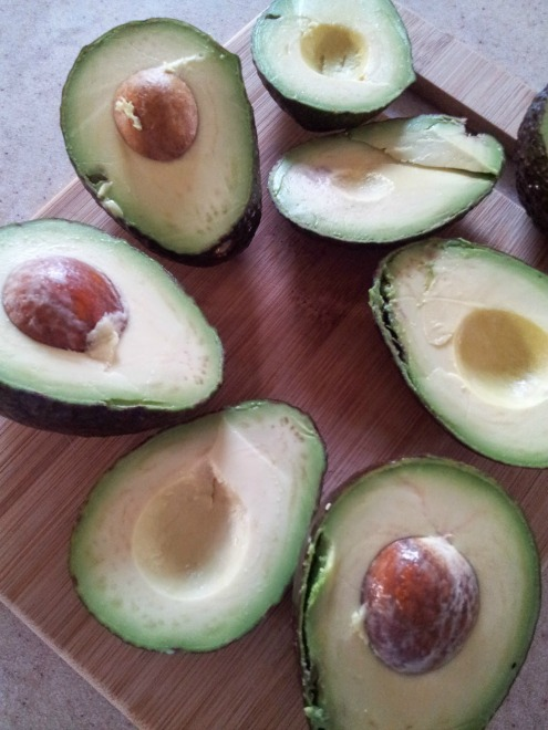 preserving Avocado's