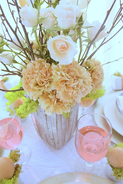 Beautiful flower centrepiece