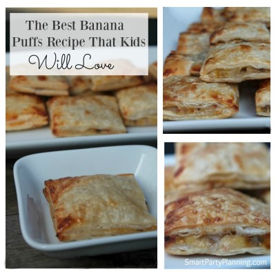 The Best Banana Puffs Recipe That Kids Will Love