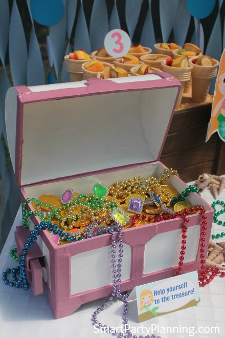 Pink Treasure Chest