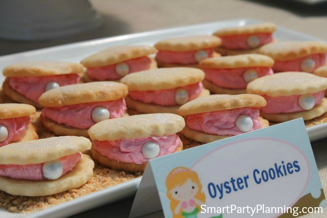 Oyster Pearl Cookies