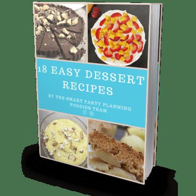 Easy Dessert Recipes eBook