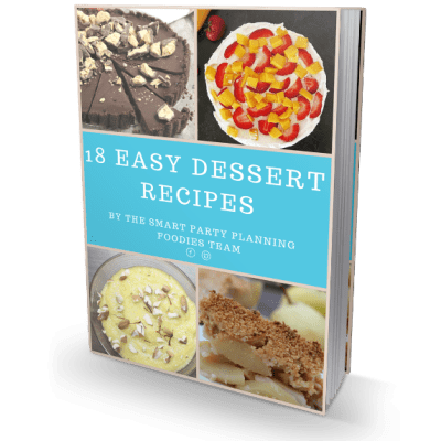 Easy Dessert Recipes eBook