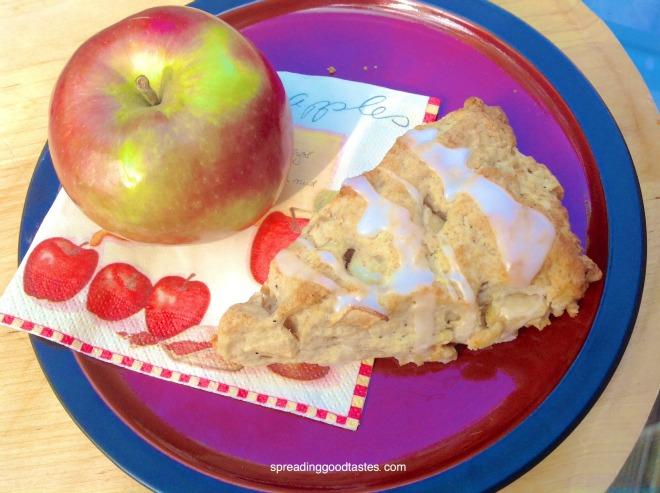 Apple Pie Scones