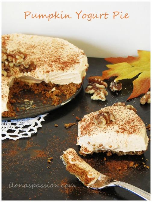 Pumpkin-Yogurt-Pie