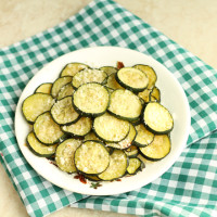 Parmesan Zucchini Bites I Smart Party Planning