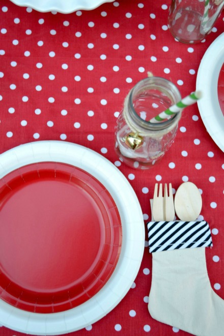 Tips for Setting your Christmas Tablescape 5