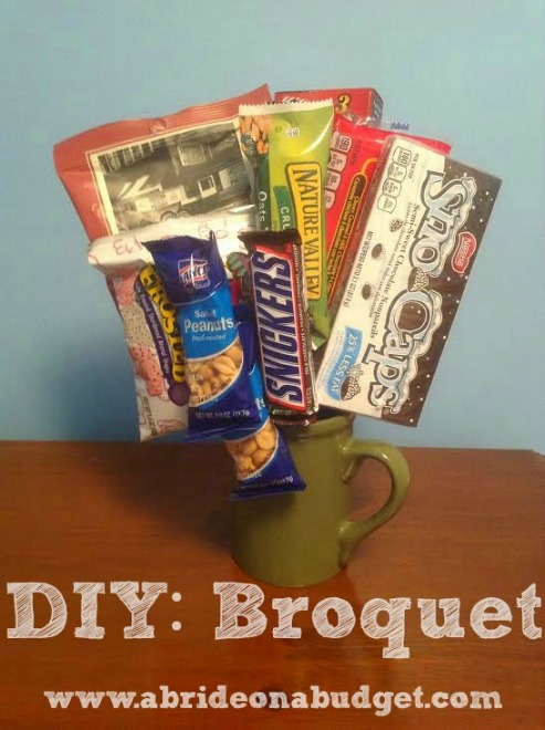 DIY broquet