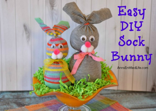 10 easy diy easter decorations you must do this year for Diy easter decorations home