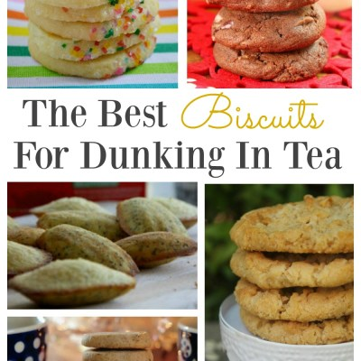 The Best Dunking Biscuits For Your Tea