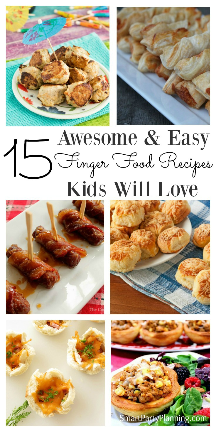 15 awesome easy finger food recipes kids will love easy finger food recipes forumfinder Choice Image