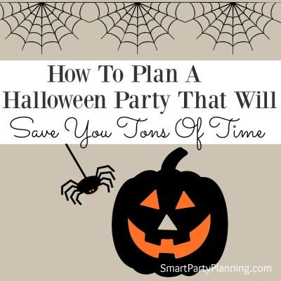How To Plan A Halloween Party That Will Save You Tons Of Time