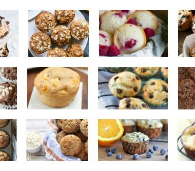 12 Insanely Tasty Sweet Muffins That Are Actually Healthy For You