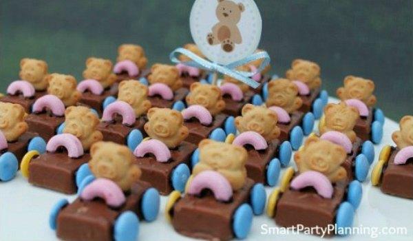 Tiny Teddy Cars