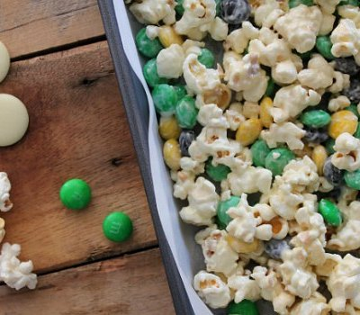 How To Make Chocolate Popcorn For A Party Win