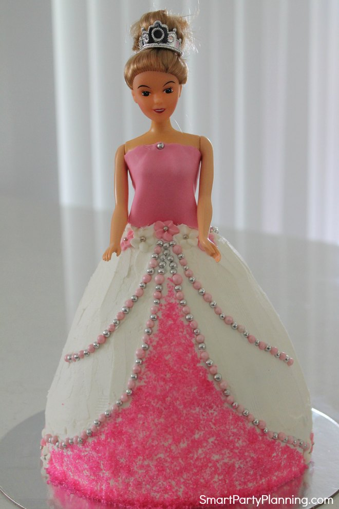Easy Princess Cake