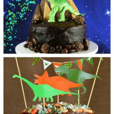 9 Of The Best Easy Dinosaur Cakes Kids Will Love