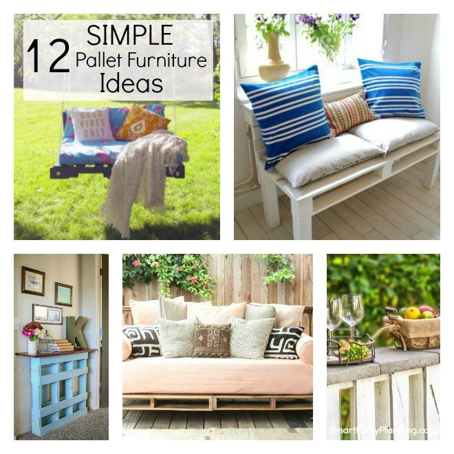 pallets furniture ideas. Learn How To Make Pallet Furniture With These Simple Step By Tutorials. All Pallets Ideas