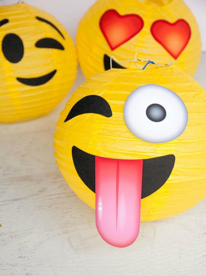 Emoji Lantern