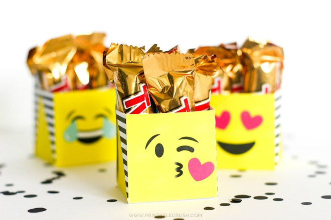 Emoji Gift Box's