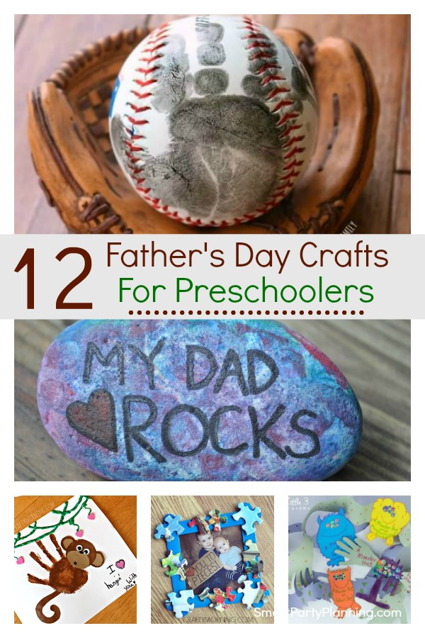 Father's day crafts for Preschoolers