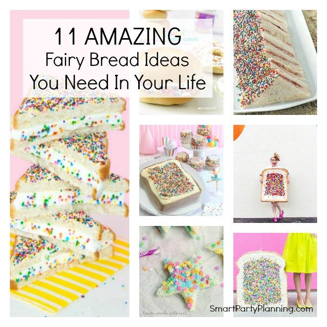 11 fairy bread ideas
