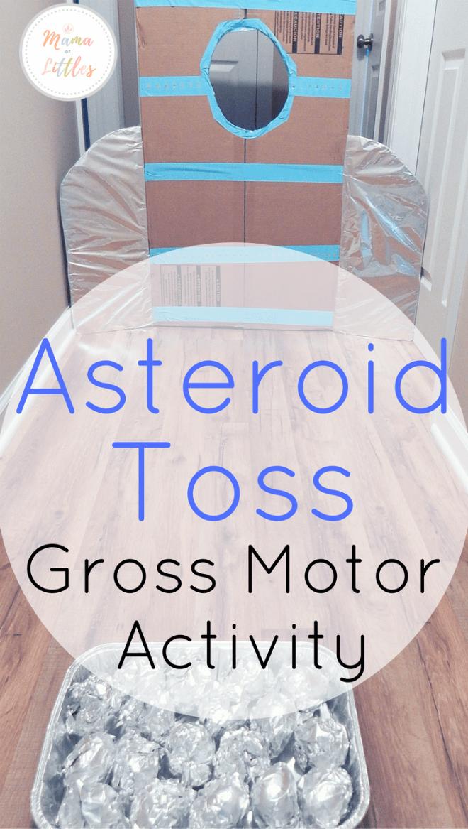 Asteroid Toss