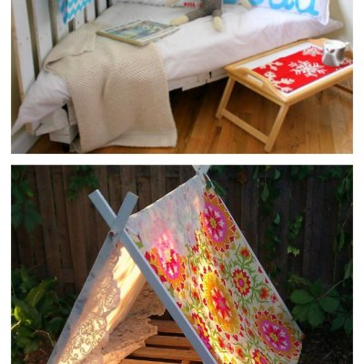 12 Amazing Things To Do With Pallets Kids Will Love