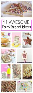 Fairy Bread Ideas