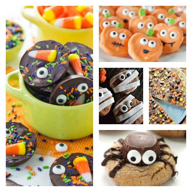 18 Halloween Chocolate Treats