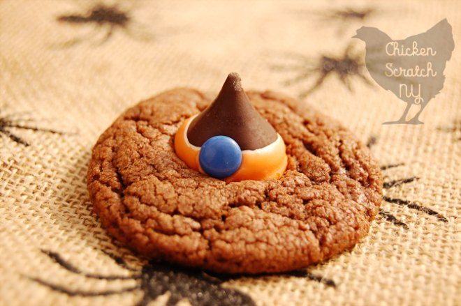 Halloween Witch Cookies