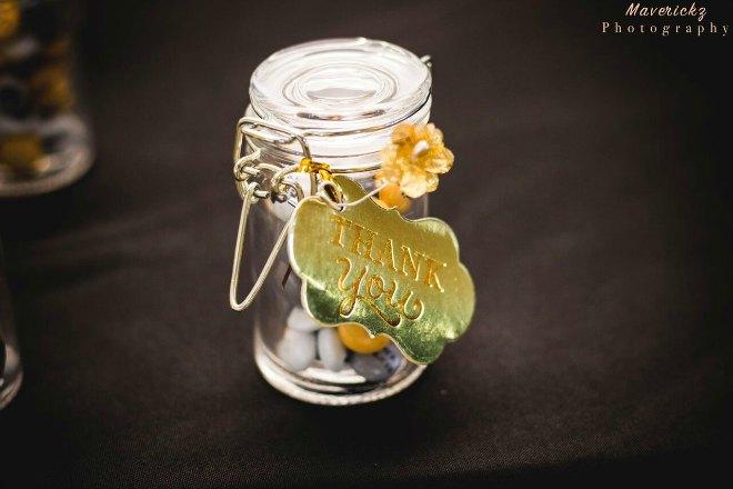 Party favor jar