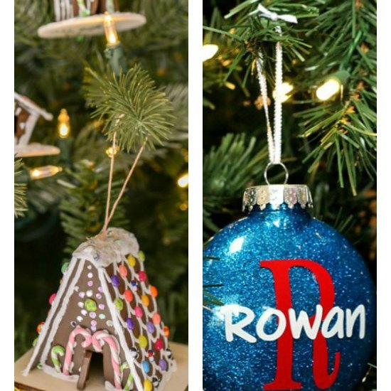 13 Christmas Tree Decorations