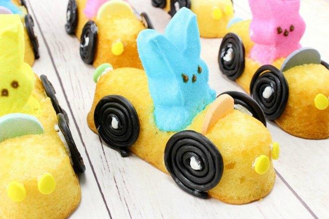 Easter peeps mobiles