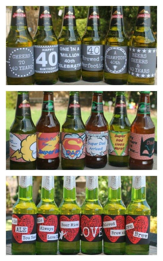 photograph regarding Printable Beer Labels referred to as Printable Beer Labels For All Situations