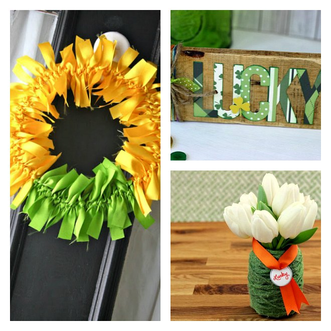 Easy St Patricks Day Decorations