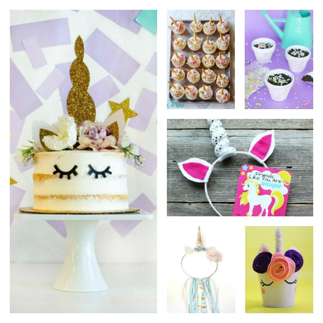15 of the best Unicorn birthday party ideas
