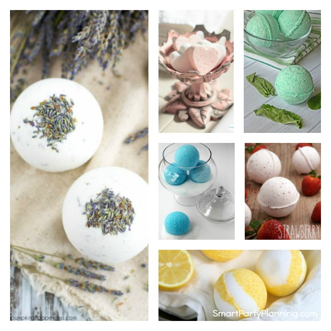 15 handmade best bath bombs
