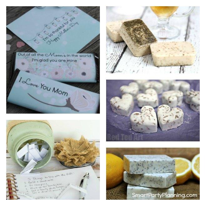 DIY Gift Basket Ideas For Mom