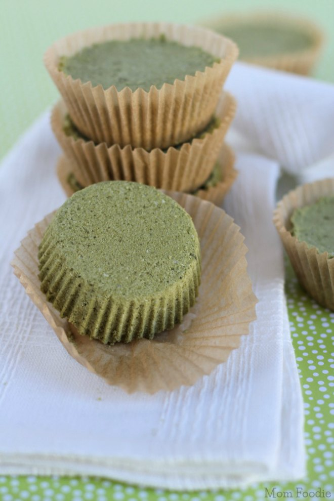 Green Tea bath bombs