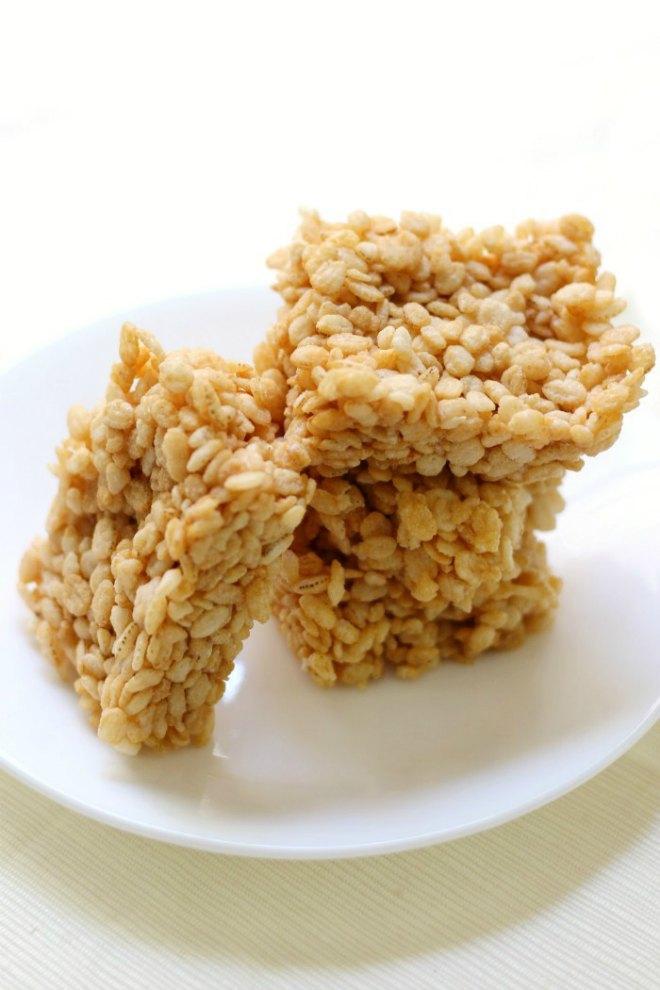 Gluten Free Rice Krispie Treats